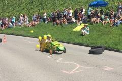 Seifenkistenrennen der Fasnachtsgesellschaft Muri Adelburg 2017